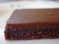 gluten free texas chocolate sheet cake