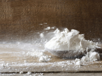 flour causes gluten cross contamination