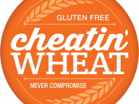 cheatin' wheat gluten free never compromise
