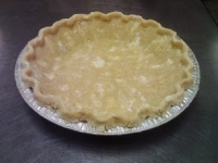 gluten free pie shell