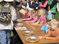 gluten free pumpkin pie eating contest