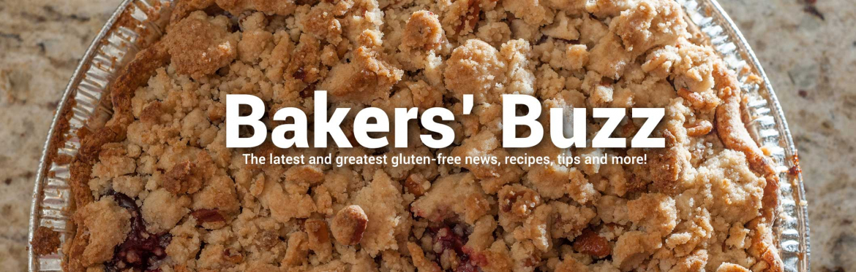 Cheatin' Wheat Gluten Free Baking Blog