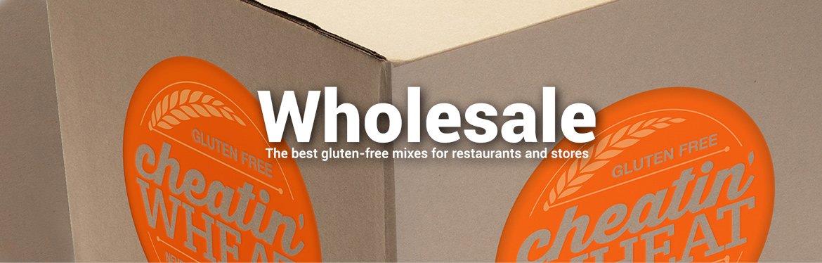 Cheatin' Wheat Wholsale Products and Information
