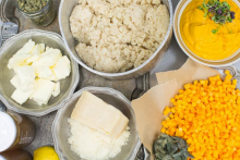 gluten free ravioli filling ingredients