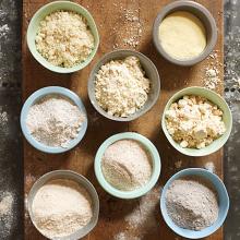gluten free flour blend ingredients