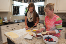 cooking gluten free with Kathy Stison
