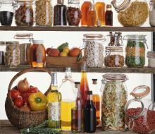 gluten free pantry staples