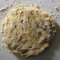 gluten free blueberry scone dough