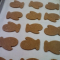 cut-out gluten free gingerbread cookies