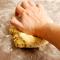 kneading gluten free pasta dough